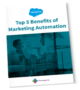 Top 5 Benefits of Marketing Automation